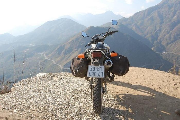 kinh nghiệm đi phượt bằng xe máy, Kinh nghiệm đi phượt bằng xe máy chinh phục cả Sapa