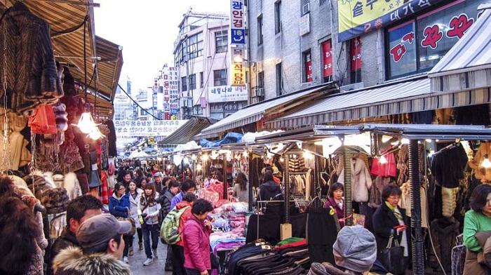 Kinh nghiệm mua sắm tại Bắc Kinh cho bạn mua sắm thả ga