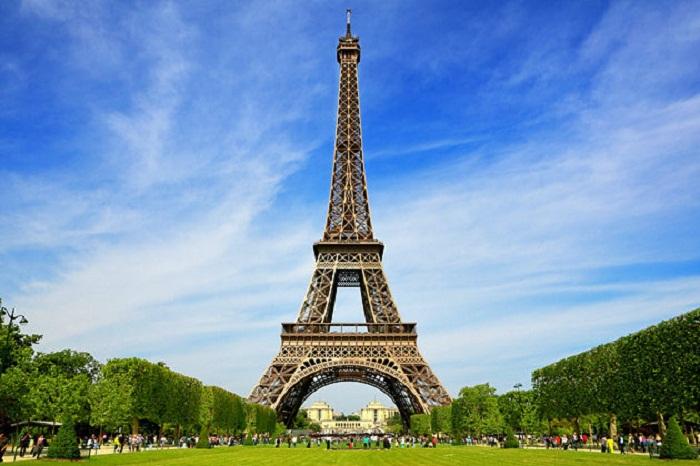 những công trình kiến trúc nổi tiếng tại Pháp