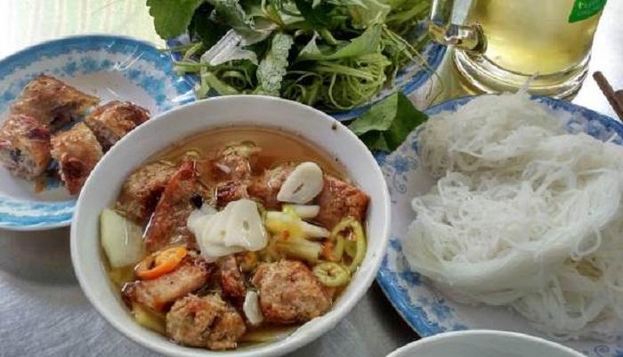 những món ăn đêm ngon nhất Hà Nội