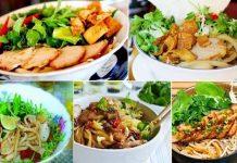 những món ăn nổi tiếng tại Hội An