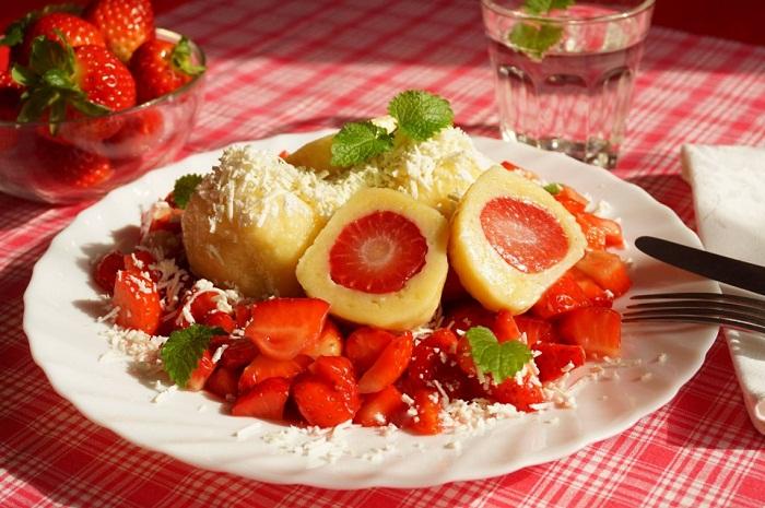 những món ăn nổi tiếng tại Séc