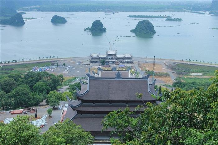 Kinh nghiệm du lịch chùa Tam Chúc – ngôi chùa lớn nhất thế giới tại Hà Nam