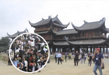kinh nghiệm du lịch chùa Tam Chúc