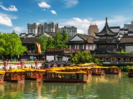 kinh nghiệm du lịch Nam Kinh