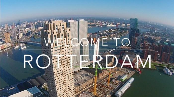 Kinh nghiệm du lịch Rotterdam – thành phố cảng lớn nhất của Châu Âu.