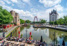 kinh nghiệm du lịch Rotterdam