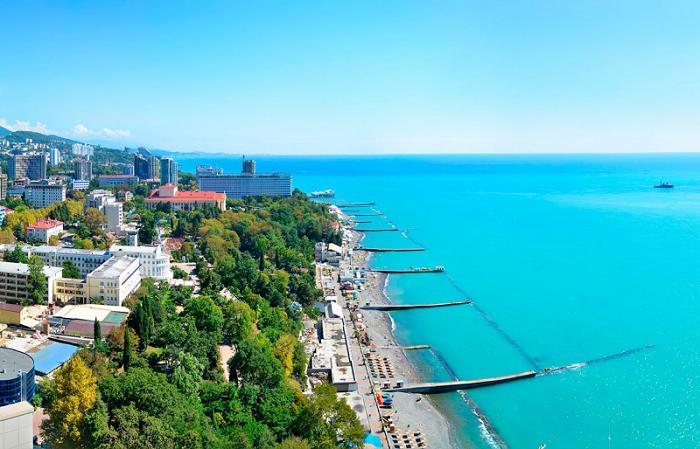 Kinh nghiệm du lịch Sochi – thành phố biển tuyệt đẹp của Nga