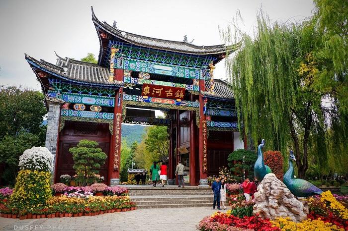 kinh nghiệm du lịch Vân Nam