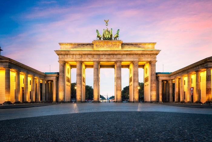 Những địa điểm du lịch nổi tiếng tại Berlin mà bạn không nên bỏ qua