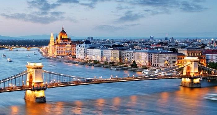 những địa điểm du lịch nổi tiếng tại Hungary