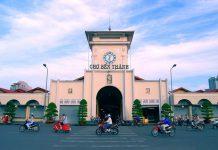 những địa điểm mua sắm nổi tiếng tại Sài Gòn