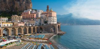 Kinh nghiệm du lịch Amalfi