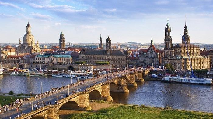 Kinh nghiệm du lịch Dresden – thành phố yên bình và cổ kính của Đức