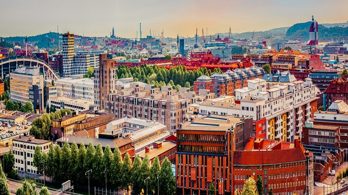 Kinh nghiệm du lịch Gothenburg – thành phố đáng yêu của Thụy Điển