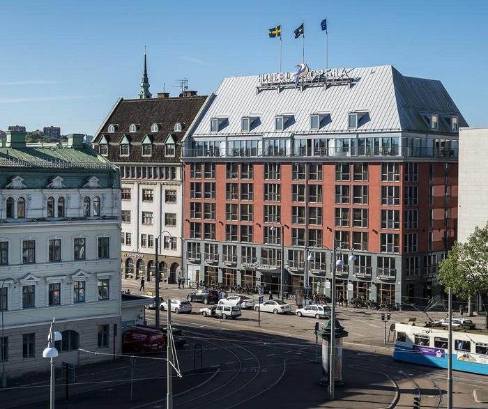 kinh nghiệm du lịch Gothenburg