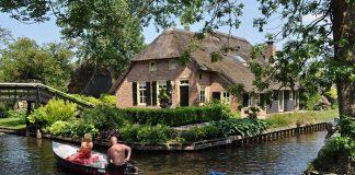 kinh nghiệm du lịch làng Giethoorn