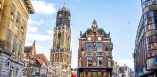 kinh nghiệm du lịch Utrecht