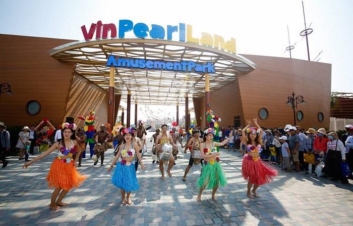Tổng hợp những kinh nghiệm du lịch Vinpearl Land Nam Hội An đầy đủ nhất