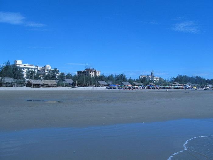 những bãi biển nổi tiếng tại Thanh Hóa