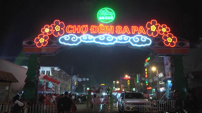 những địa điểm vui chơi buổi tối ở Sapa