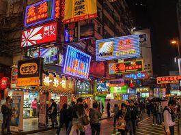những địa điểm vui chơi về đêm nổi tiếng tại Hong Kong