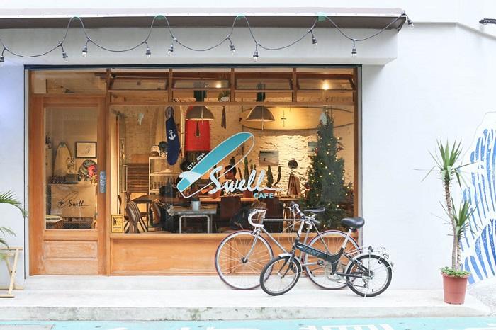 """Những quán cafe đẹp nhất tại Đài Bắc dành cho các tín đồ """"sống ảo"""""""