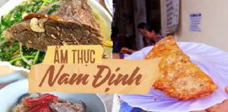 Đặc sản Nam Định