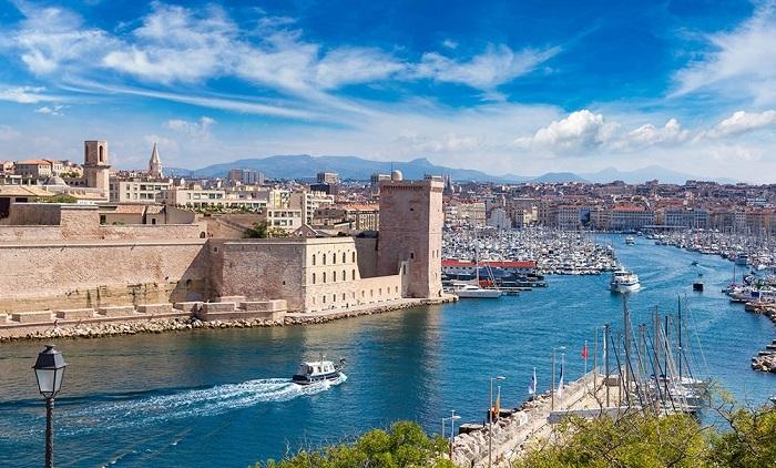 Tổng hợp kinh nghiệm du lịch Marseille – thành phố cổ kính tuyệt đẹp của Pháp