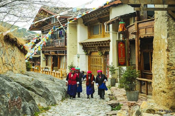 kinh nghiệm du lịch Shangrila
