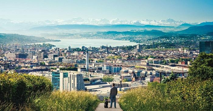 Kinh nghiệm du lịch Zurich – thành phố đông dân nhất của Thụy Sĩ