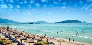 những bãi biển đẹp nhất tại Trung Quốc