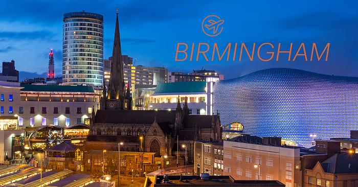 Kinh nghiệm du lịch Birmingham – thành phố trẻ nhất Châu Âu tại Anh Quốc