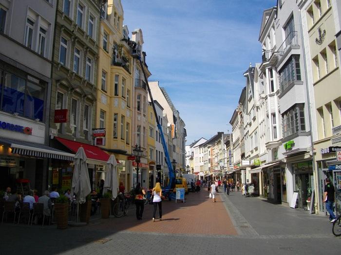 kinh nghiệm du lịch Bonn