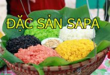 Đặc sản Sapa