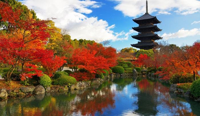 Đất nước xinh đẹp Nhật Bản