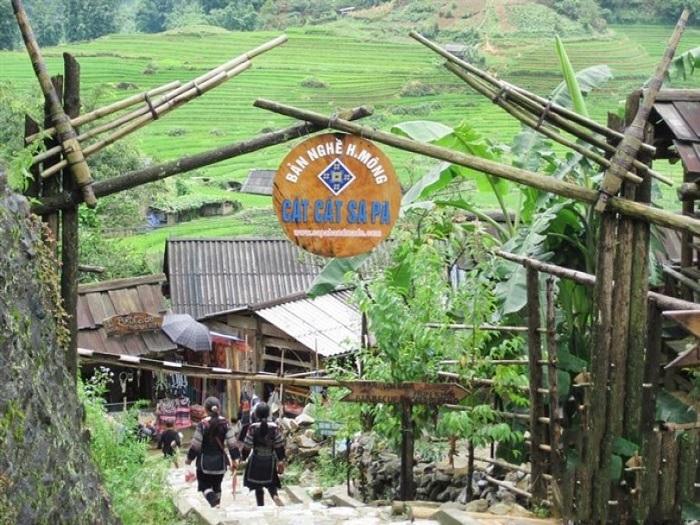 Kinh nghiệm du lịch bản Cát Cát – ngôi làng đẹp nhất vùng Tây Bắc Việt Nam