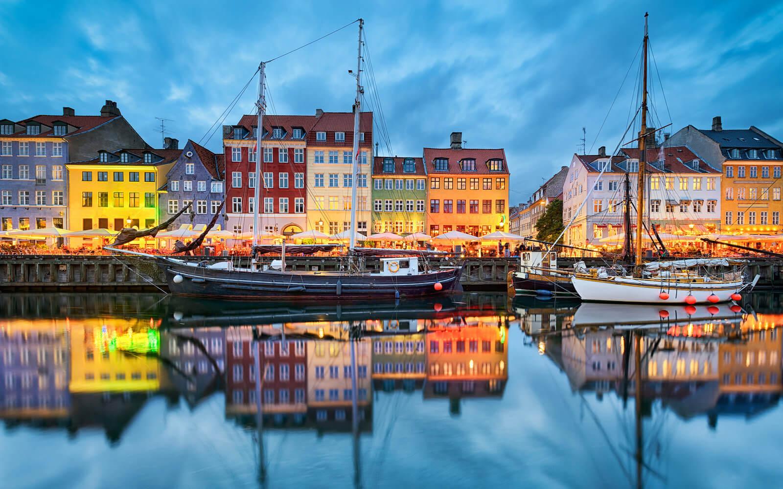 kinh nghiệm du lịch Đan Mạch