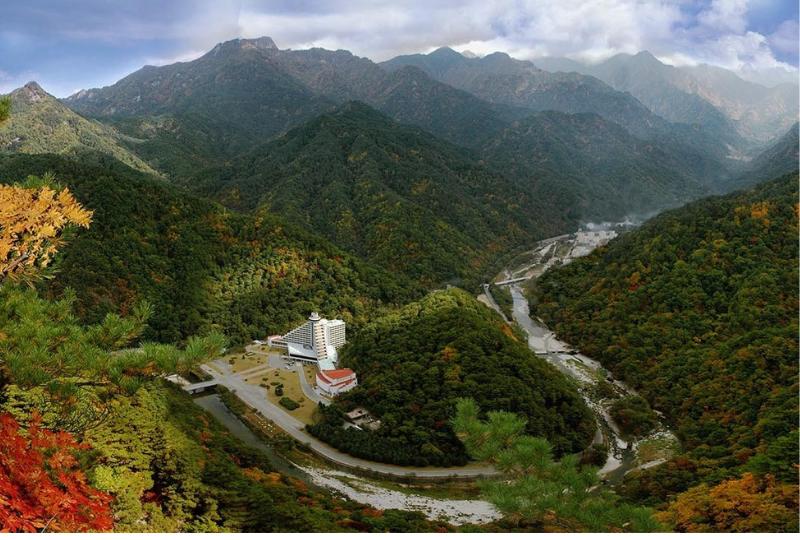 Núi Myonhyang-san