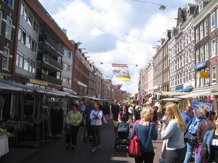 những địa điểm du lịch nổi tiếng tại Amsterdam