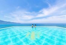 những khách sạn có bể bơi vô cực tại Đà Nẵng