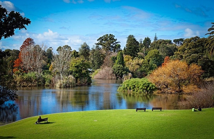 Vườn bách thảo Hoàng gia