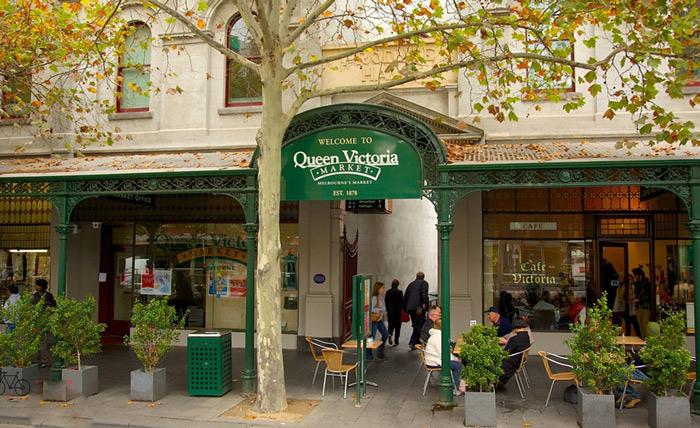 Chợ Nữ Hoàng Victoria