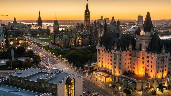 Kinh nghiệm đi tour du lịch Ottawa – thủ đô xinh đẹp của Canada