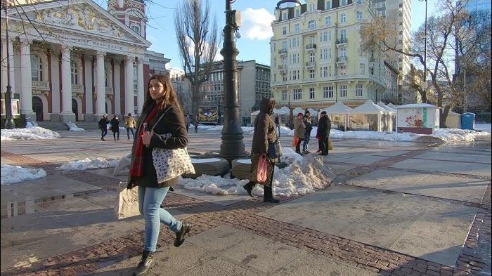 Thủ đô Sofia