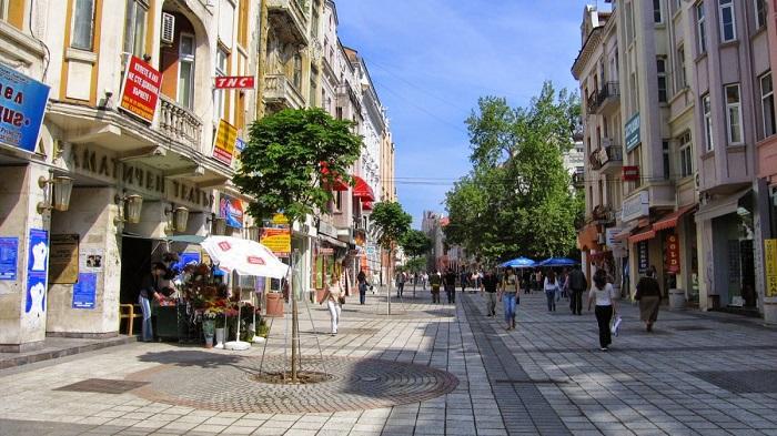 Thành phố Plovdiv