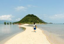 kinh nghiệm du lịch đảo Điệp Sơn