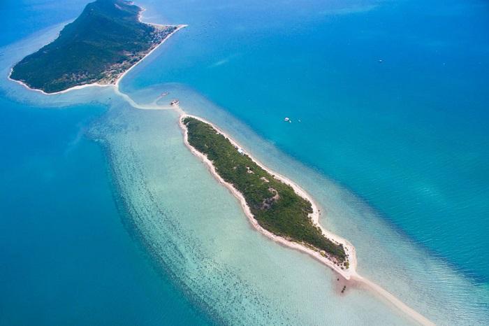 Kinh nghiệm du lịch đảo Điệp Sơn – viên ngọc quý trên vịnh Vân Phong