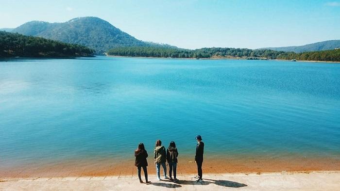 kinh nghiệm du lịch hồ Tuyền Lâm