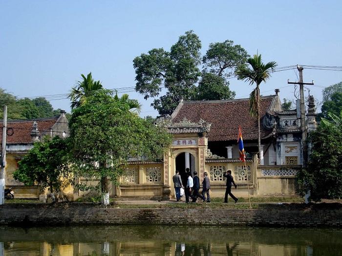 làng Nôm Hưng Yên